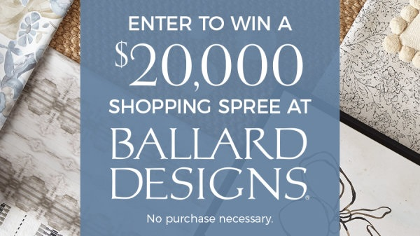 The Big Ballard Bucks Sweepstakes