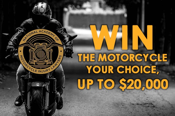 Win A Motorcycle Sweepstakes