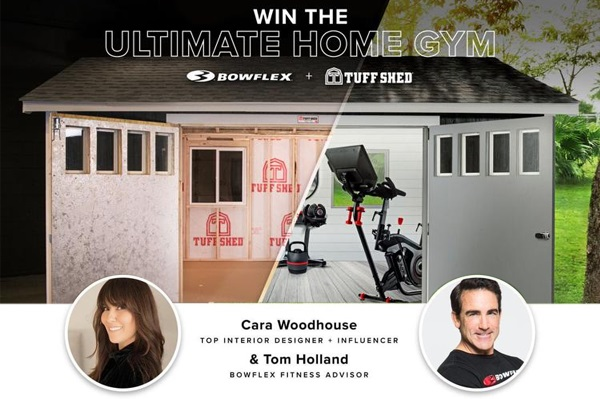 Home Gym Giveaway