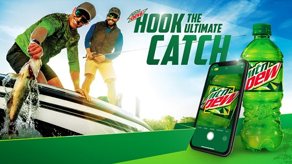 MTN Dew Hook the Ultimate Catch Instant Win Game