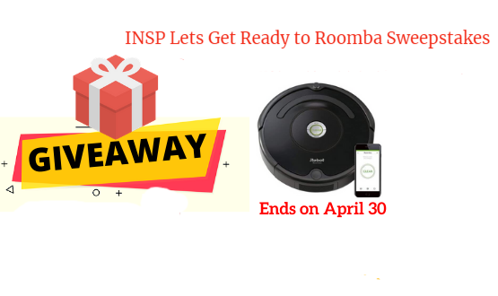 INSP Lets Get Ready to Roomba Sweepstakes