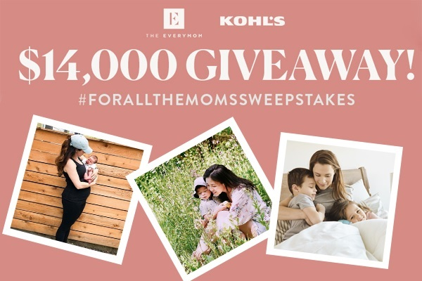 Kohl's Mother's Day Giveaway