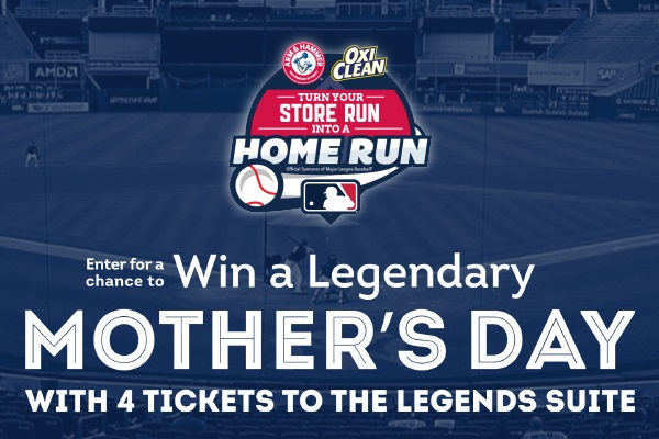 Legendary Mother's Day Sweepstakes