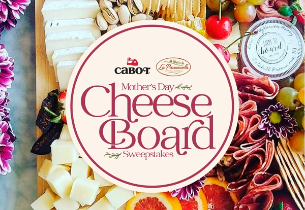 Mother's Day Cheeseboard Sweepstakes