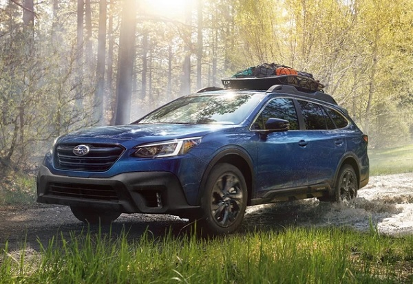 Omaze Subaru Car Sweepstakes