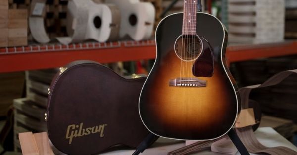 Geico Gibson Guitar Giveaway