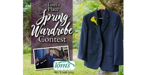 TOMS Place Spring Wardrobe Contest
