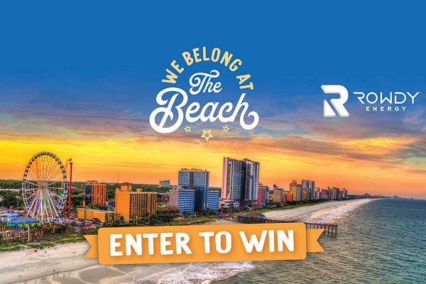 Visit Myrtle Beach Vacation Giveaway