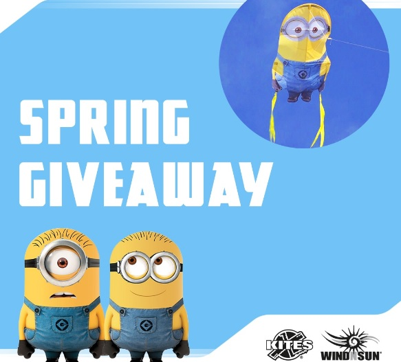 BrainStorm Products X Kites Spring Giveaway