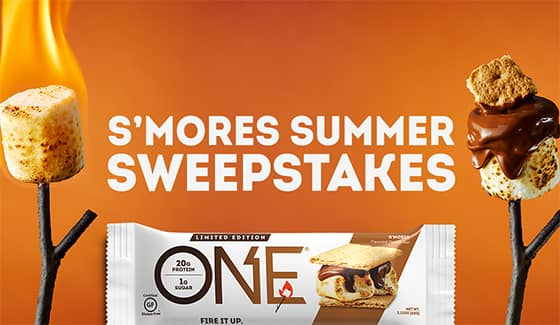 One Brand Smores Fun Summer Sweepstakes