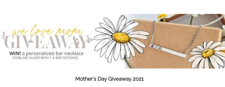 Riddle Jewelry Mothers Day Giveaway
