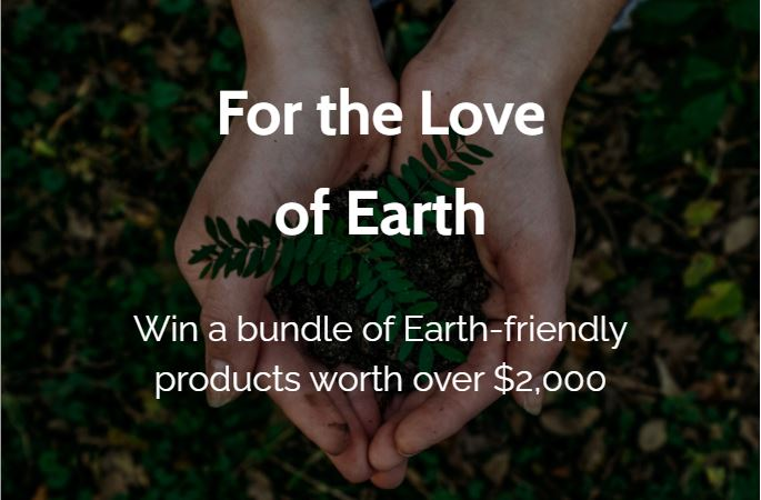 Tiny Rituals For The Love Of Earth Giveaway