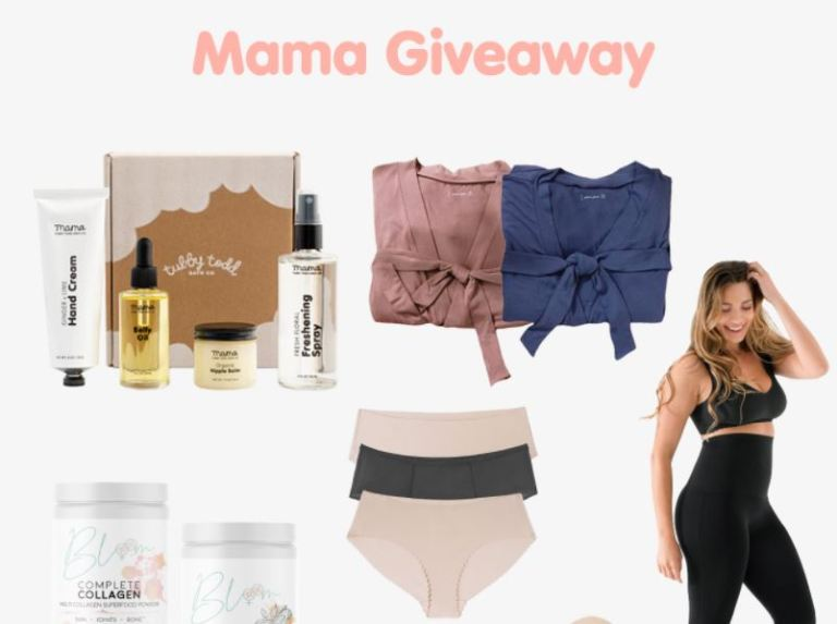 Tubby Todd Bath Tubby Todd Mama Giveaway