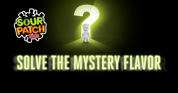 Sour Patch Kids Mystery Contest