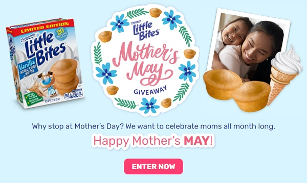Little Bites Mother's Day Giveaway