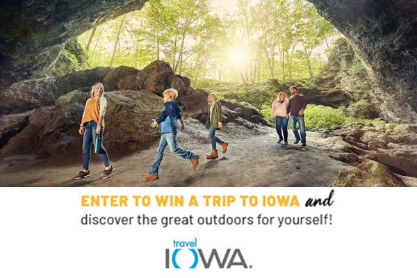 IOWA Summer Outdoors Sweepstakes