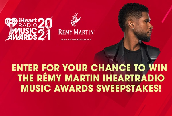 Remy Martin iHeartRadio Sweepstakes