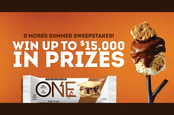 ONE Brands S'mores Summer Sweepstakes