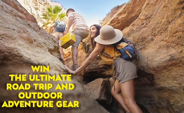 Pacifico Preserves Road Trip Sweepstakes