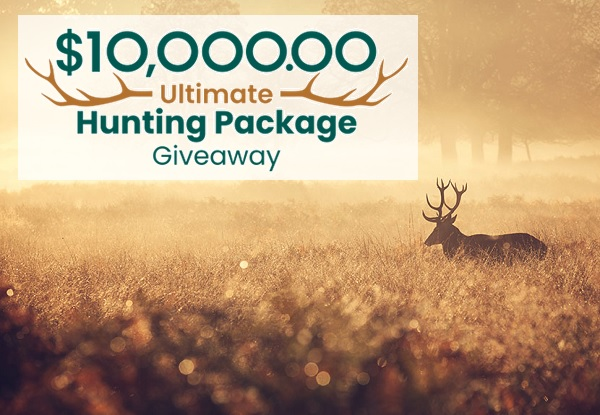 PCH $10000 Ultimate Hunting Package Giveaway