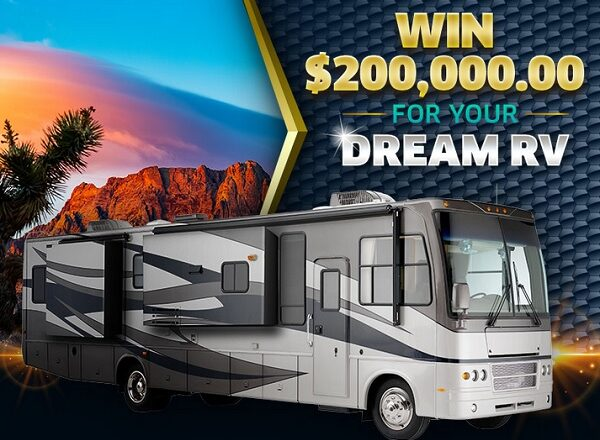 PCH Win $200000 For Your Dream RV Sweepstakes