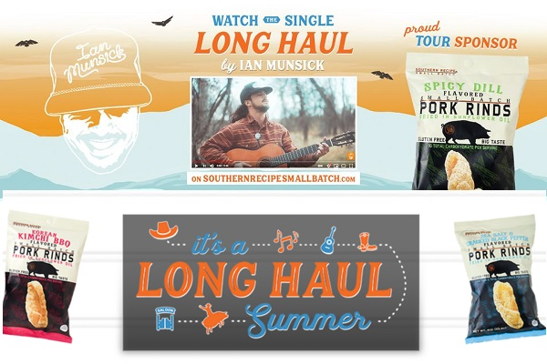 Long Haul Summer Weekly Prizes Sweepstakes