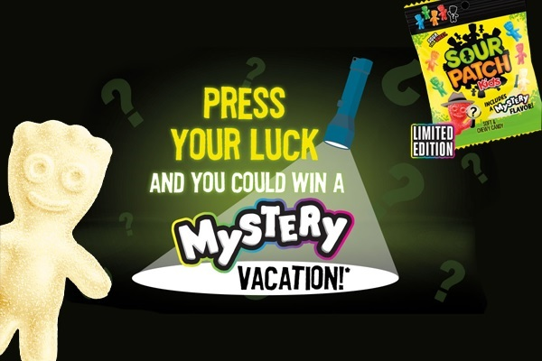 SPK Mystery Sweepstakes and Instant Win Game