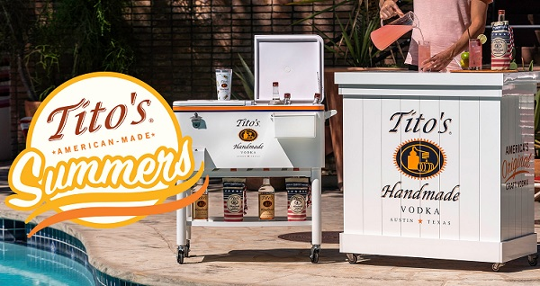 Tito's Vodka Summer Sweepstakes