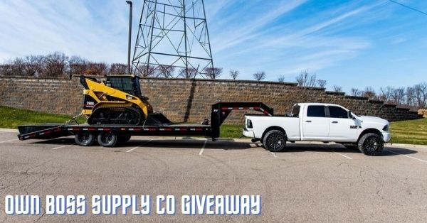 Own Boss Supply Co Giveaway