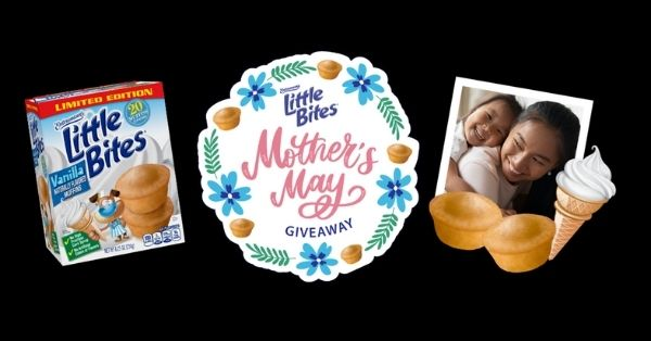 Entenmanns Little Bites Mothers May Giveaway