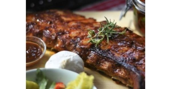 Famous Daves Free Ribs for a Year Giveaway