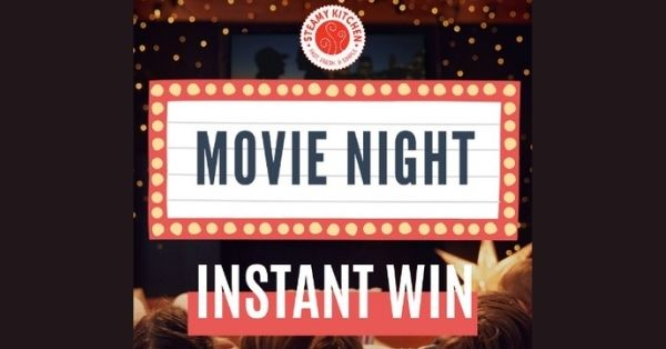 Movie Night And Smart TV Instant Win Sweepstakes