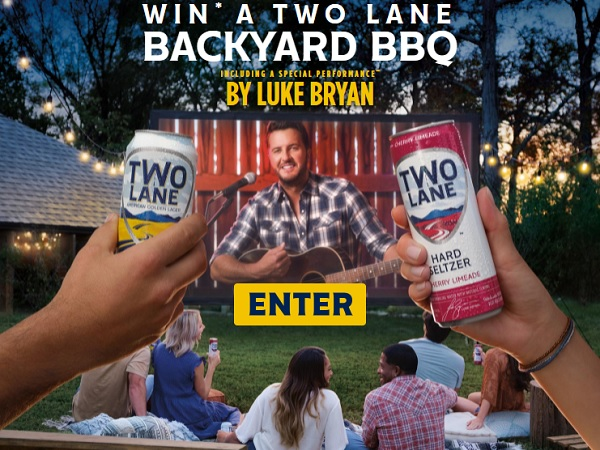Two Lane Summer Sweepstakes