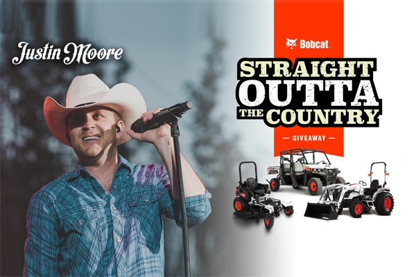 Bobcat Straight Outta Country Giveaway