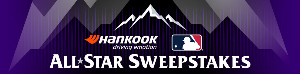 The Hankook Tire All-Star Sweepstakes