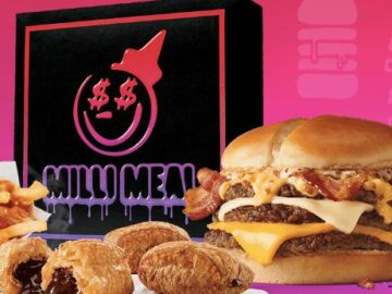 Jack in the Box One in a Milli Sweepstakes