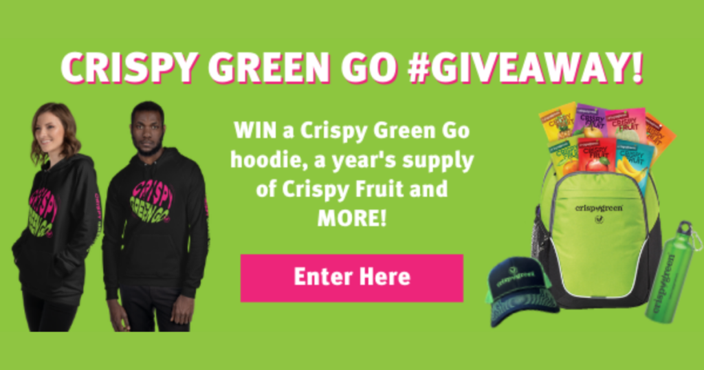 The Crispy Green Summer Travel Sweepstakes