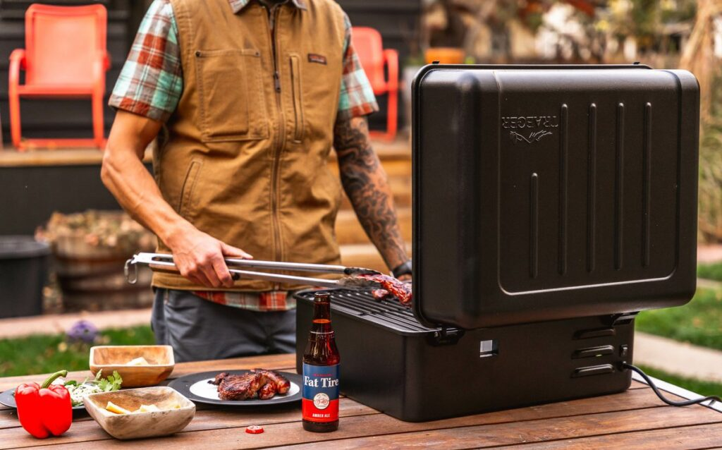 Fat Tire Traeger Grill Giveaway