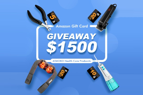 ATMOKO Health Care Products Giveaway