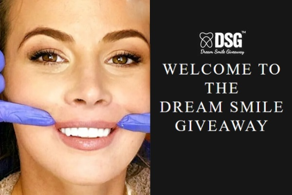 Dream Smile Makeover Giveaway
