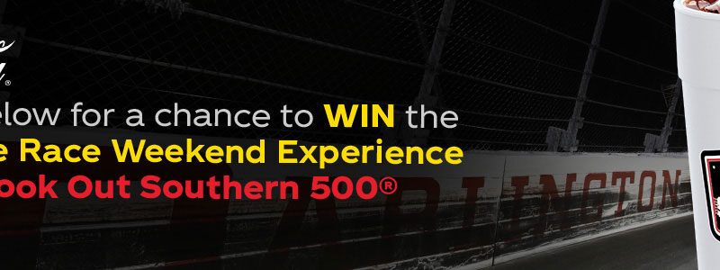 Coca-Cola Cook Out Southern 500 Sweepstakes