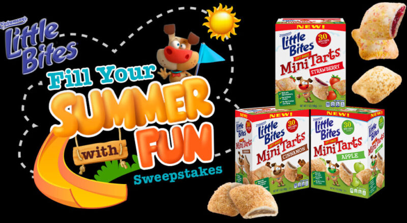 Little Bites Fill Your Summer with Fun Sweepstakes