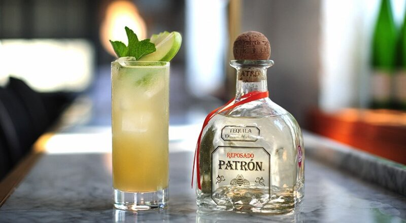 Summer with Patron Contest