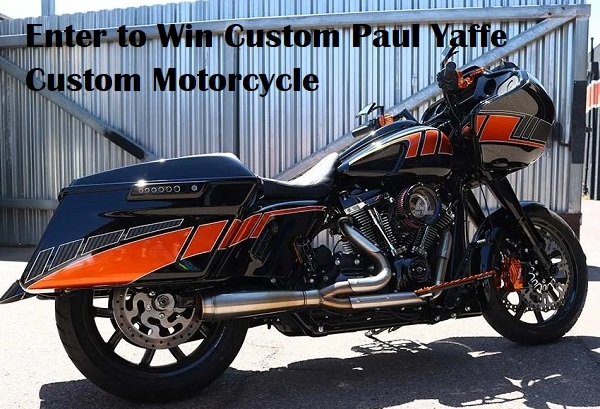 Law Tigers Sturgis Motorcycle Rally Sweepstakes