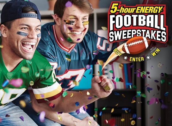 5 Hour Energy Sports Sweepstakes