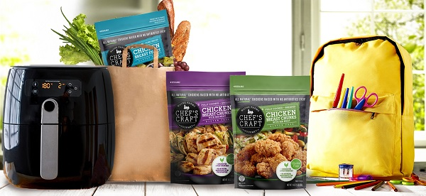 Chefs Craft Back-to-School Giveaway