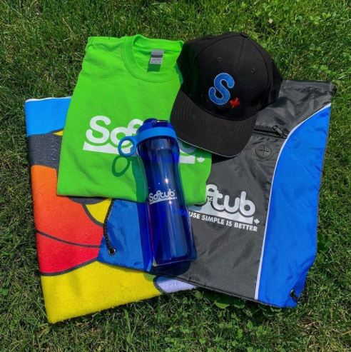 Softub Beach Day Giveaway