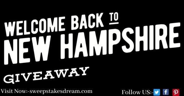 New Hampshire Liquor & Wine Outlet Welcome Back To NH Sweepstakes