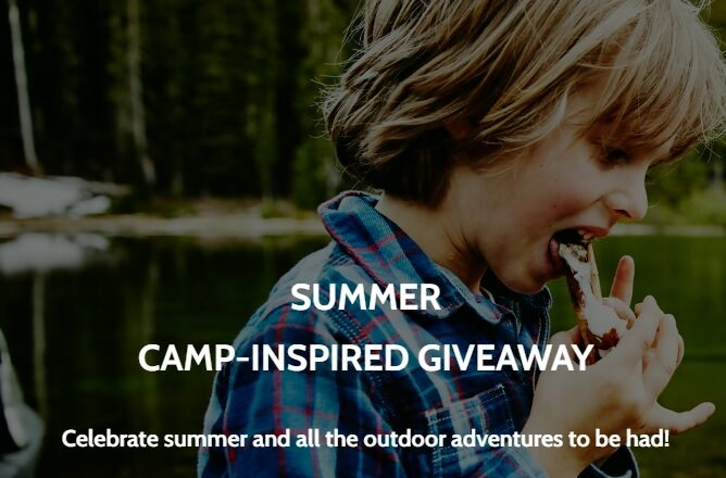Apartment Therapy Media Summer Camp-Inspired Giveaway