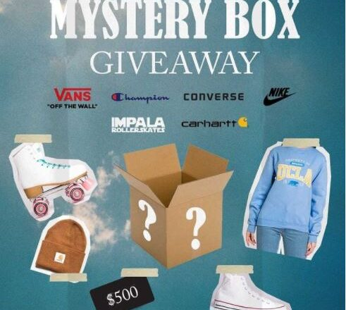 Boathouse Mystery Box Giveaway